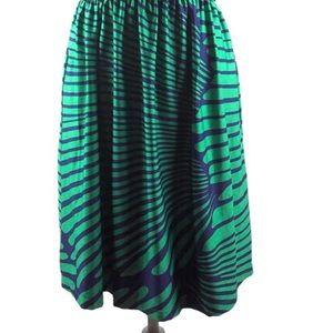 JB by Julie Brown Dresses - JB By Julie Brown Silky Printed Dress
